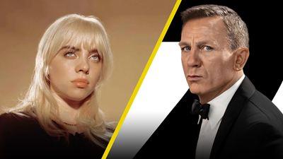 'Sin tiempo para morir': Billie Eilish alcanzó una nota imposible para la nueva entrega de James Bond
