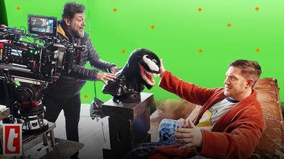 'Venom 2': 15 imágenes detrás de cámaras de la película con Tom Hardy y Woody Harrelson