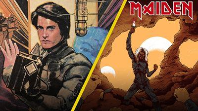 'Dune': Las mejores referencias gráficas de la obra de Frank Herbert. Hayao Miyazaki y Marvel Cómics son parte del furor