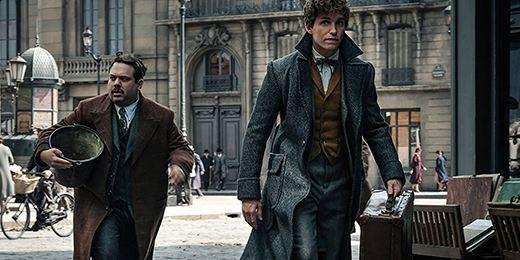 'Animales fantásticos: los crímenes de Grindelwald': La portada del guion revela nuevos elementos de la trama
