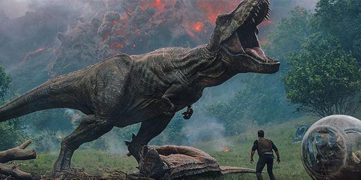 'Jurassic World: El reino caido': Las muertes más espectaculares de la saga