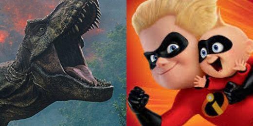 Taquilla mexicana: Los superhéroes dominan a los dinosaurios