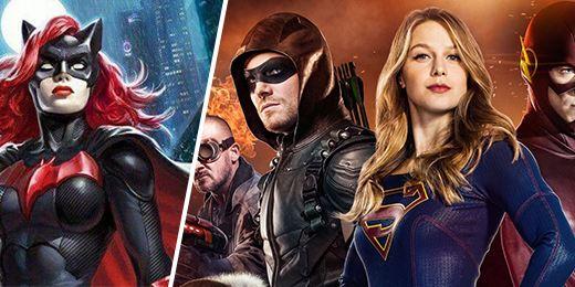 Comic-Con 2018: El crossover del 'Arrowverse' estrena tráiler con Batwoman