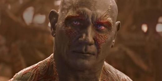 A Drax no le parece que hayan corrido a su jefe