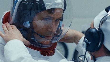 'First Man': Ryan Gosling despega en el segundo trailer