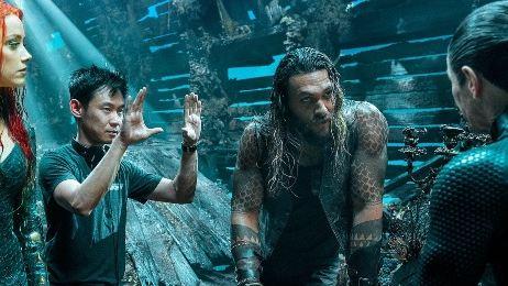 'Aquaman': James Wan nos lleva detrás de cámaras en este clip