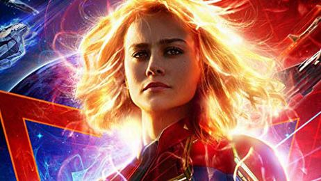 'Captain Marvel' en todo su esplendor en el nuevo tráiler