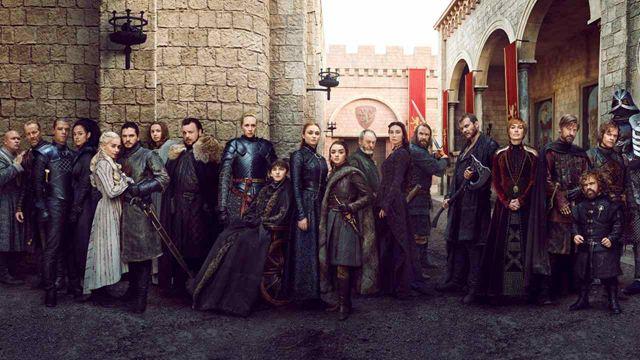 'Game of Thrones': En 20 fotos, los actores dan pista sobre el destino de sus personajes