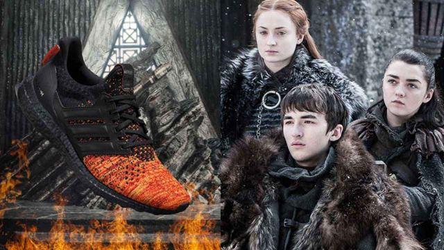 'Game of Thrones' y Adidas lanzan una nueva colección de tenis