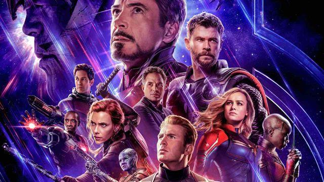 'Avengers: Endgame': Marvel rectifica su error en el poster