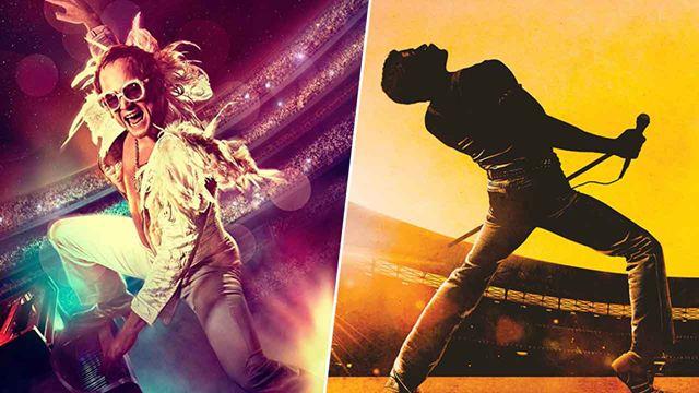 'Rocketman' y 'Bohemian Rhapsody': ¿en qué se parecen y en qué son diferentes?