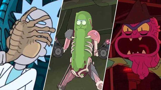 'Rick y Morty': Las 10 mejores parodias al cine y la televisión