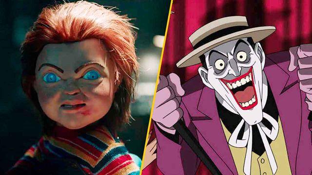 ¿Qué tienen en común Chucky y Guasón?