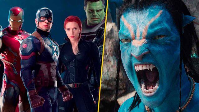 'Avengers: Endgame' está muy cerca del récord de 'Avatar'