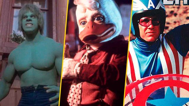12 personajes de Marvel que ya no te acordabas tenían película o serie