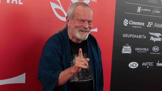 Festival Guanajuato 2019: Terry Gilliam se lleva ovación en su homenaje