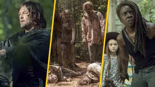 'The Walking Dead': Nuevas imágenes de la décima temporada