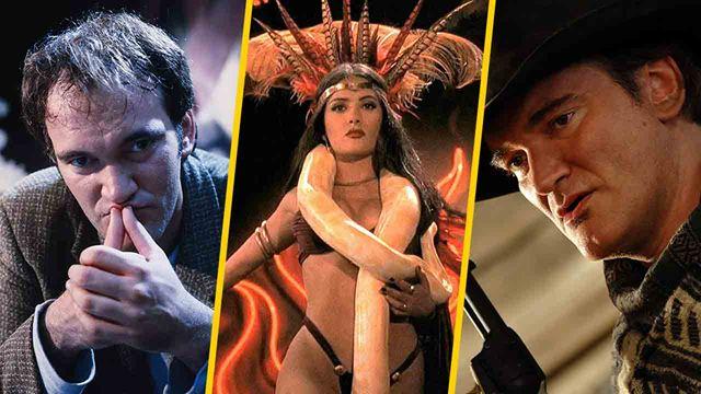 Quentin Tarantino y su conexión con México