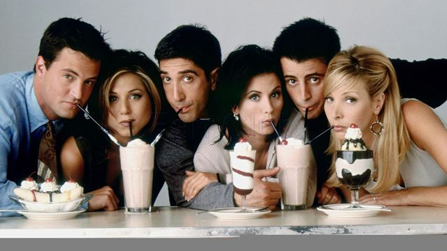 ¡Te resumimos 'Friends' en 12 minutos!