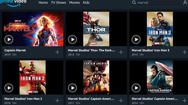 Amazon Prime Video tendrá contenido de Disney como 'Avengers: Endgame'