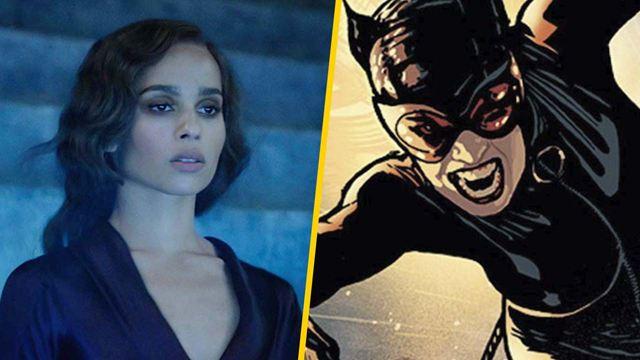 Oficial: ¡Zoe Kravitz será Gatúbela en 'The Batman'!