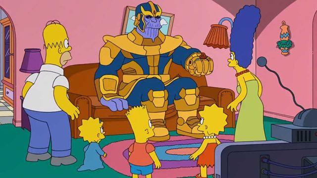 'Los Simpson': Primer vistazo al episodio parodia de 'Avengers: Endgame'
