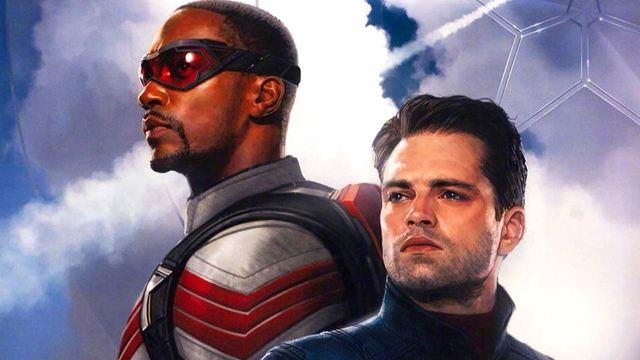 'The Falcon and the Winter Soldier': Nuevas imágenes revelan look de estreno a los superhéroes