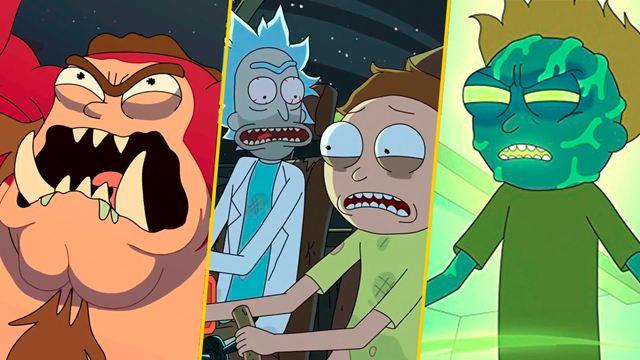 'Rick y Morty': 10 de los actos más desagradables de Morty