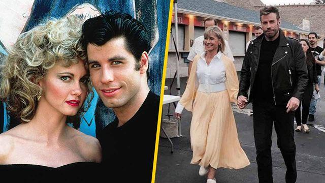 'Vaselina': A 41 años del estreno John Travolta y Olivia Newton-John se reúnen