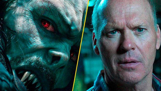 Descubren easter-egg de 'Morbius' en 'Spider-Man: Homecoming'