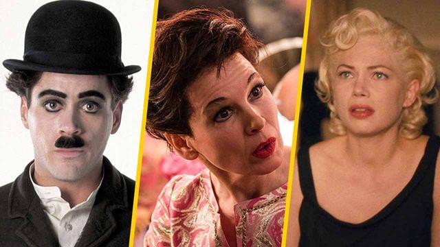 15 actores y actrices que han interpretado a otros actores y actrices
