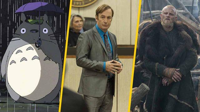 'Mi vecino Totoro', 'Better Call Saul', 'Vikingos' y más en los estrenos de febrero en Netflix