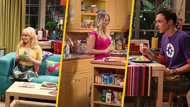 'The Big Bang Theory': 10 cosas poco conocidas del departamento de Penny