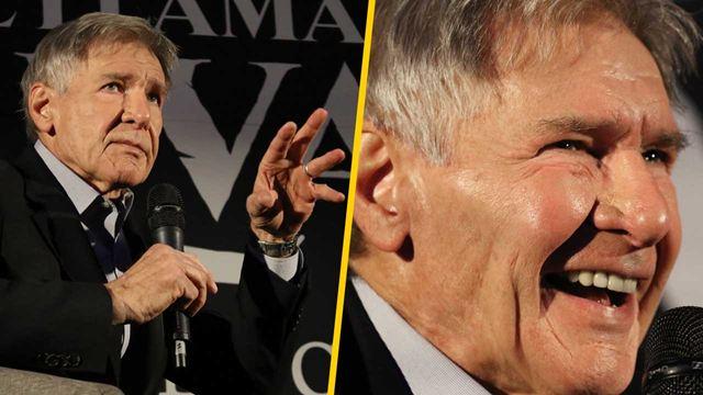 'El llamado salvaje': Así se vivió la visita de Harrison Ford a México