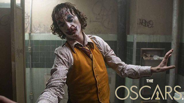 Oscar 2020: ¡Joaquin Phoenix se lleva el premio a Mejor actor por 'Joker'!