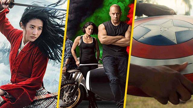 'Mulán', 'Grey's Anatomy' y otras las películas y series pospuestas por el coronavirus