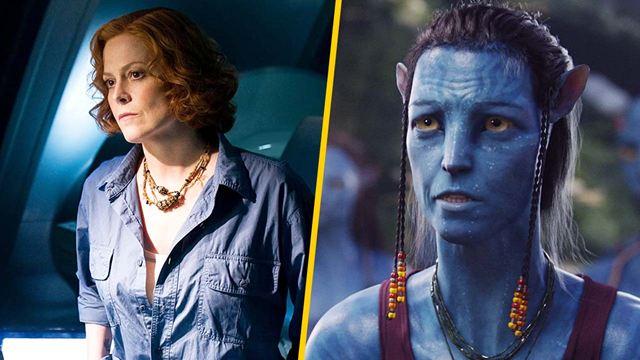 'Avatar 2': Primera imagen desde set del regreso de Sigourney Weaver