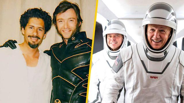 José Fernández: El mexicano que diseñó los trajes de SpaceX y de Batman
