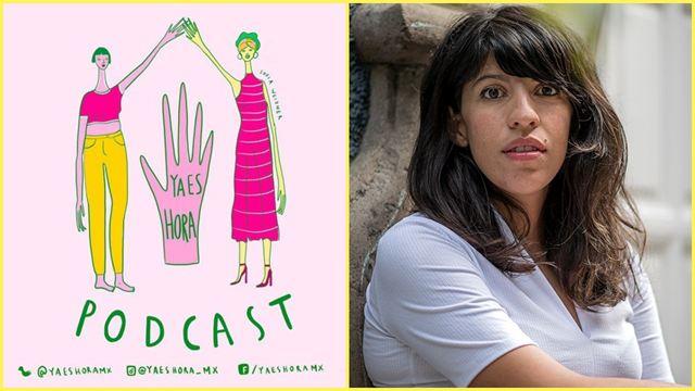 #YaEsHora: Alejandra Márquez Abella y su nuevo proyecto para un cine mexicano con perspectiva de género
