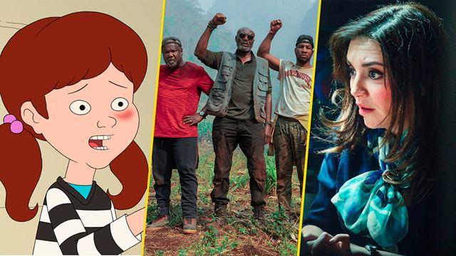 Estrenos Netflix del 12 al 18 de junio: 'Historia de un crimen: La búsqueda', '5 Sangres' y más
