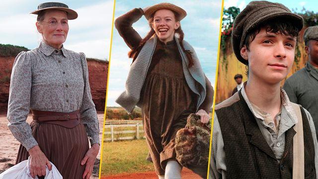 'Anne with an E': ¿Cómo lucen en la vida real los actores del reparto de la serie de Netflix?
