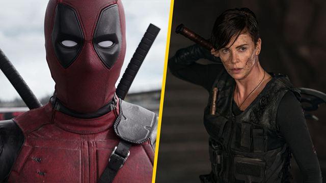 'La vieja guardia': ¿En qué se parece 'Deadpool' a la película de Netflix?