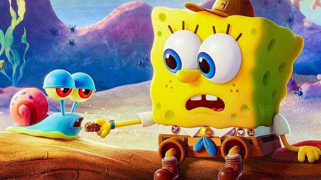 'Bob Esponja al rescate' estrenará en Netflix