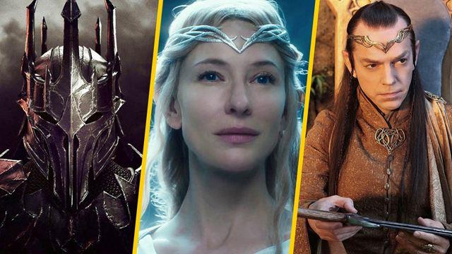 'El señor de los anillos': Sauron, Galadriel y Elrond estarán en la serie de Amazon Prime Video