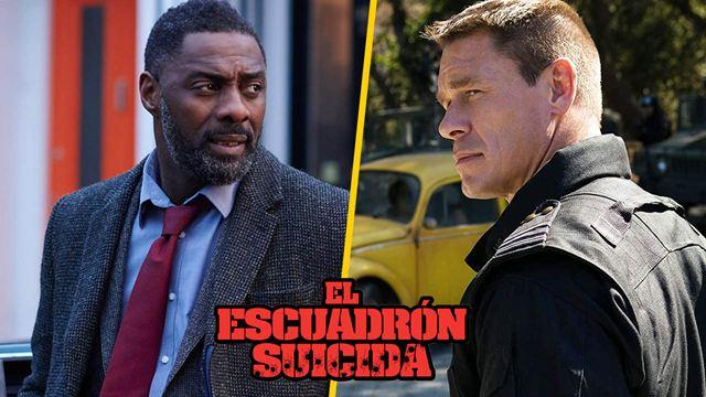 'El Escuadrón Suicida': Video habría confirmado los personajes de Idris Elba y John Cena