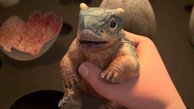 'Jurassic World: Campamento Cretácico': Bumpy, el dinosaurio bebé que enamora en la serie de Netflix