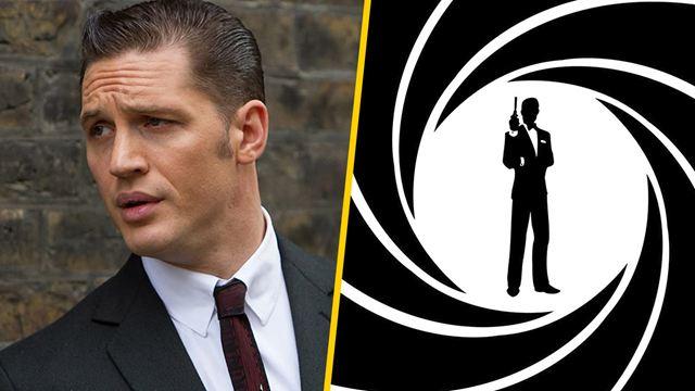 Tom Hardy sería el siguiente James Bond de acuerdo con un fuerte rumor