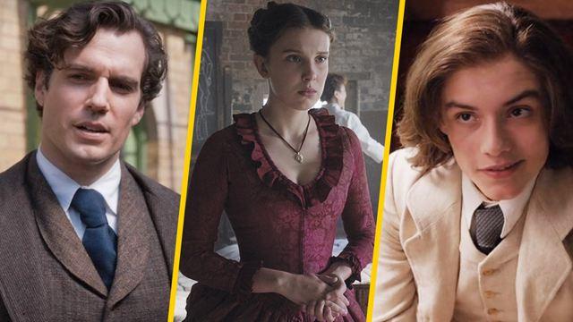 'Enola Holmes': ¿Quién es quién en el reparto de la película de Netflix?