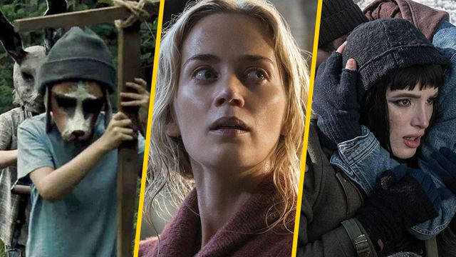 Netflix estrenos de terror en octubre: 'Un lugar en silencio', 'Ecos mortales', 'Cementerio maldito' y más