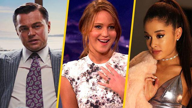 'Don't Look Up': Jennifer Lawrence, Ariana Grande, Leonardo DiCaprio y el tremendo reparto de la película de Netflix